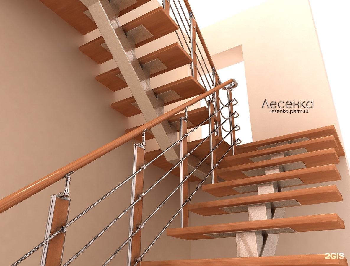Изготовление металлической лестниц своими руками