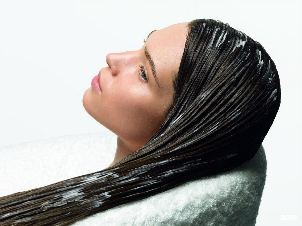 Маска для волос кормящим мамам