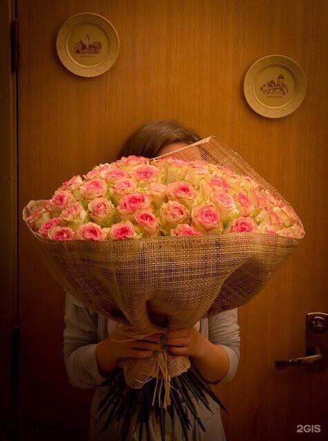 Красивые букеты цветов в домашних условиях 29