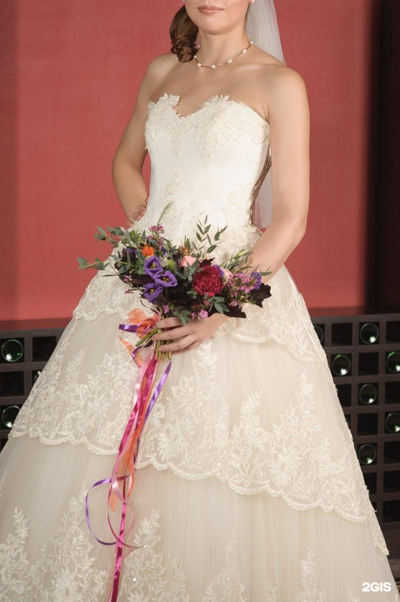 Свадебные платья красноармейск цены и