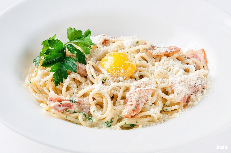 Спагетти карбонара рецепт классический