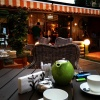 Теплица, летний ресторан