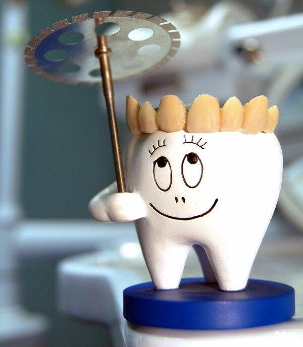 Открытки к дню зубного техника