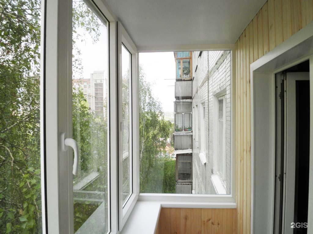 Остекление лоджий, балконов раздел на портале vivbo.ru - рез.
