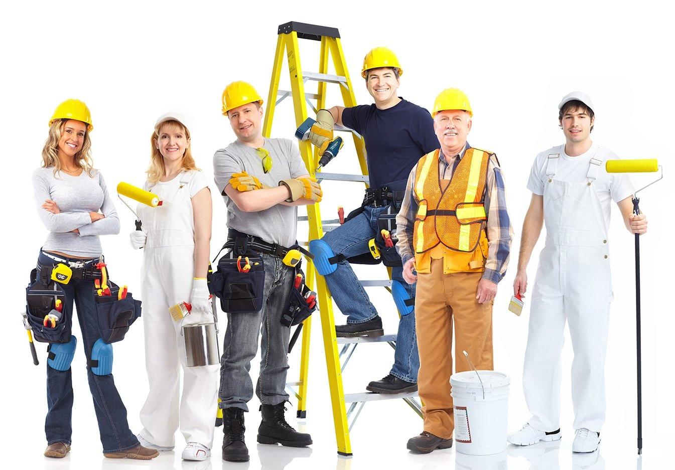 Ремонтно-строительные работы в Владимирской области | Услуги | Авито | 937x1345