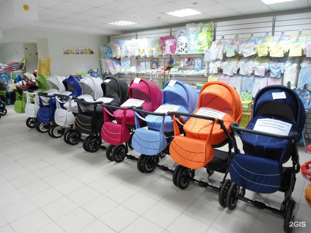 Детские товары во все времена пользуются большим спросом.