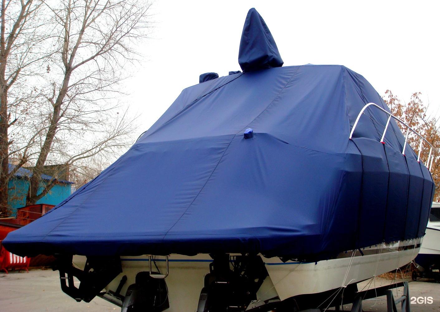 стояночный тент на лодку пвх в саратове