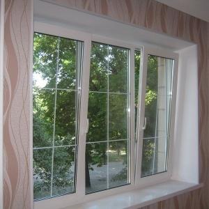 Предлагаем качественные металлопластиковые окна, двери, балк.