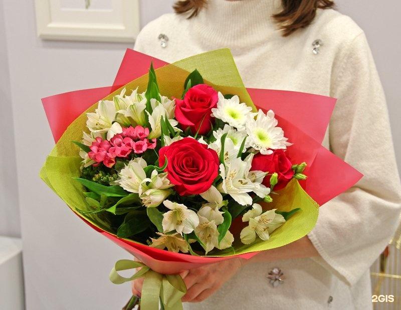Букет невесты, доставка цветов набережные челны до квартиры