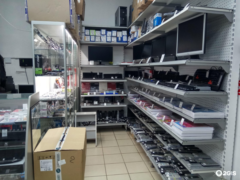 Компьютерный магазин энтер