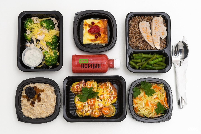 Доставка еды в москве похудение