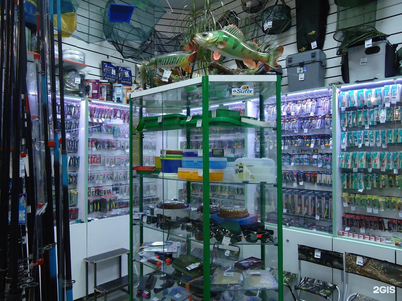 товары для рыболовов во владимире