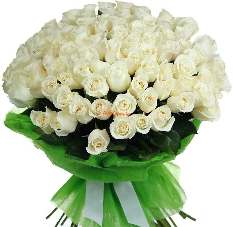 Букеты с белых цветов, оптом курск букет