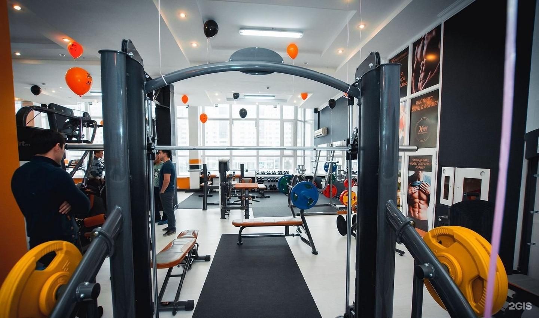Life fitness astana, фитнес-клуб туркестан, 2.