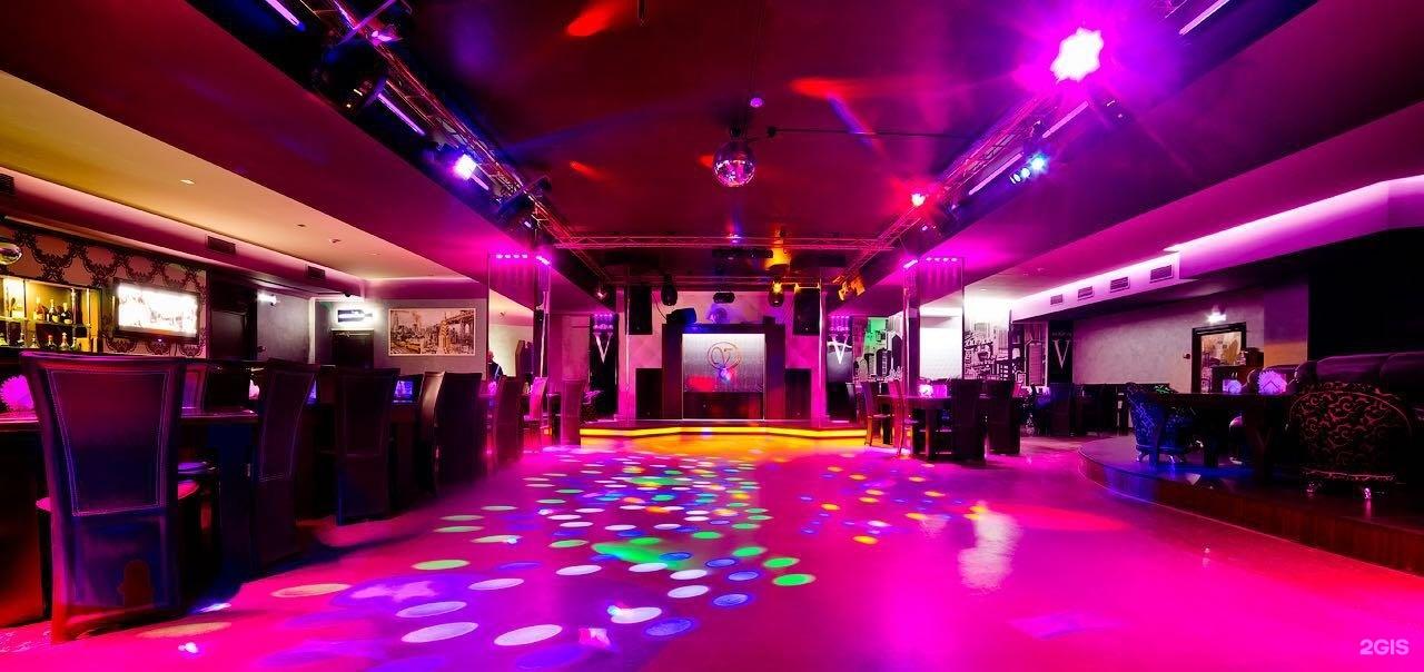 Ночной клуб version клубы москвы центр